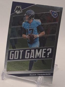 Ryan Tannehill (Titans) 2020 Mosaic Got Game? #GG1