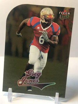 Greg Jones (Florida State/ Jaguars) 2004 Fleer Ultra Gold Medallion #22