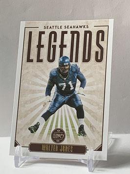 Walter Jones (Seahawks) 2020 Legacy Legends #135