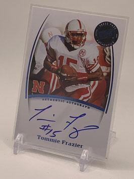 Tommy Frazier (Nebraska) 2007 Press Pass Legends Autograph #NNo