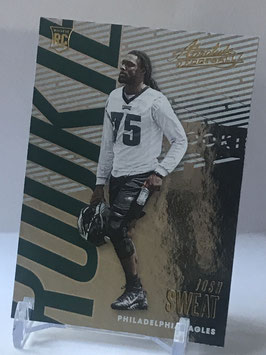 Josh Sweat (Eagles) 2018 Absolute #137
