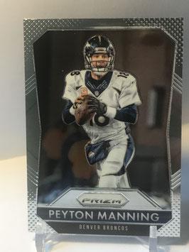 Peyton Manning (Broncos) 2015 Prizm #18
