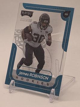 James Robinson (Jaguars) 2020 Chronicles Playoff Momentum #M-8