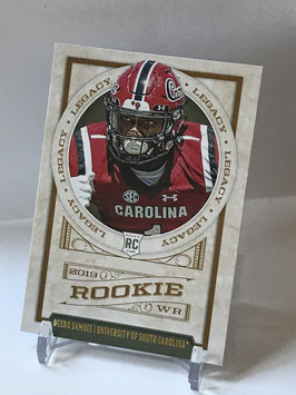 Deebo Samuel (South Carolina/ 49ers) 2019 Legacy #156