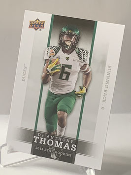 De'Anthony Thomas (Oregon/ Chiefs) 2014 Upper Deck Star Rookies #42