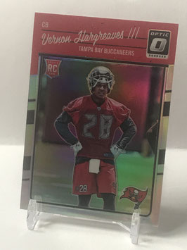 Vernon Hargreaves III (Buccaneers) 2016 Donruss Optic Holo #145