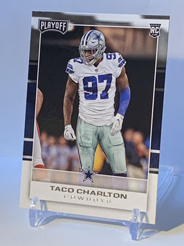 Taco Charlton (Cowboys) 2017 Playoff #255