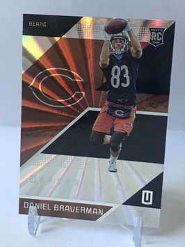 Daniel Braverman (Bears) 2016 Panini Unparalleled #158