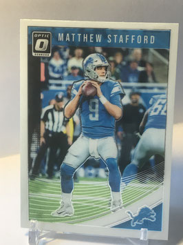 Matthew Stafford (Lions) 2018 Donruss Optic #34