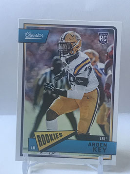 Arden Key (LSU/ Raiders) 2018 Classics #233