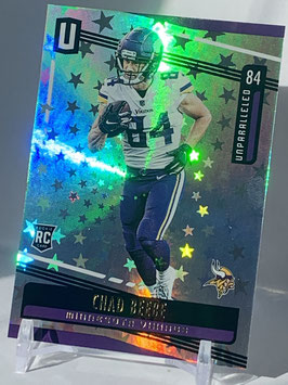 Chad Beebe (Vikings) 2019 Unparalleled ASTRAL #192