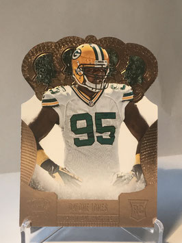 Datone Jones (Packers) 2013 Crown Royale Bretail Bronze #128