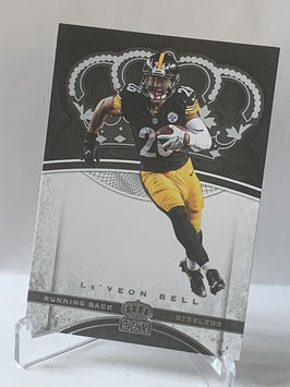 LeVeon Bell (Steelers) 2017 Crown Royale #9