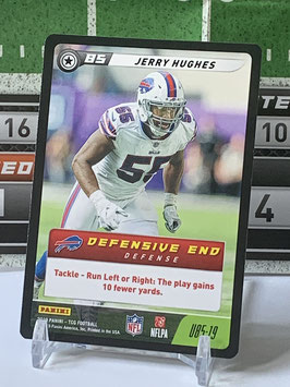 Jerry Hughes (Bills) 2019 FIVE TCG #U85