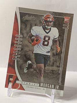 Stanley Morgan Jr. (Bengals) 2019 Absolute #198