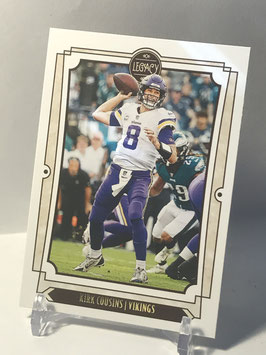 Kirk Cousins (Vikings) 2019 Legacy #64
