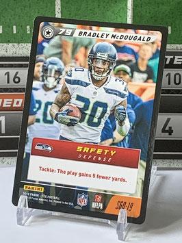 Bradley McDougald (Seahawks) 2019 FIVE TCG S60