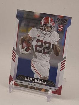 Najee Harris (Alabama/ Steelers) 2021 Score #309