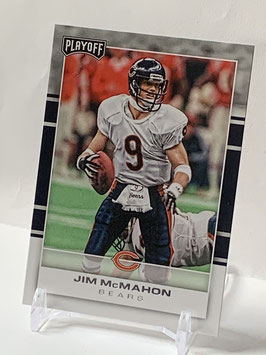 Jim McMahon (Bears) 2017 Playoff #113