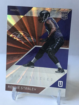 Ronny Stanley (Ravens) 2016 Panini Unparalleled #187