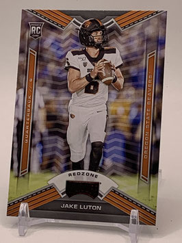 Jake Luton (Oregon State/ Jaguars) 2020 Chronicles Draft Picks Playoff Redzone #23