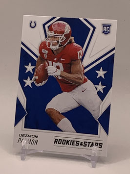 Dezmon Patmon (Washington State/ Colts) 2020 Rookies & Stars #173