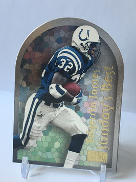 Edgerrin James (Colts) 2000 Skybox Sunday's Best #2 SB