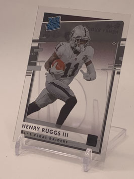 Henry Ruggs (Raiders) 2020 Chronicles Rated Rookie #RR-HR