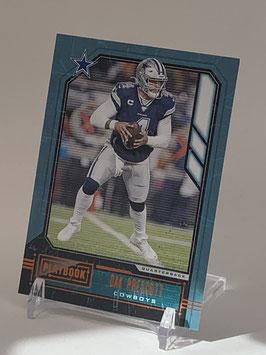 Dak Prescott (Cowboys) 2020 Playbook Bronze #50