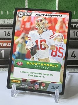 Jimmy Garoppolo (49ers) 2019 FIVE TCG C51