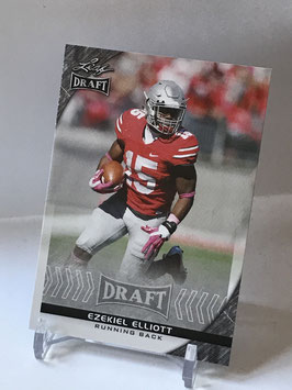 Ezekiel Elliott (Ohio State/ Cowboys) 2016 Leaf Draft #31