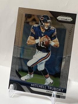 Mitchell Trubisky (Bears) 2018 Prizm #163
