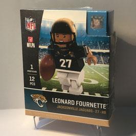 Leonard Fournette (Jaguars) OYO Figur Generation 4/ Serie 2