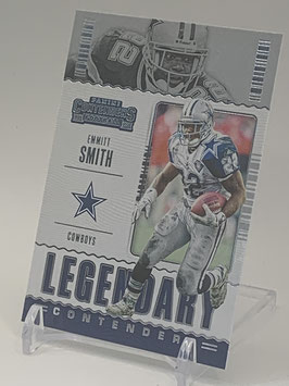 Emmitt Smith (Cowboys) 2020 Contenders Legendary Contenders #LC-ESM