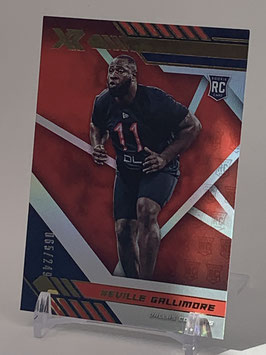 Neville Gallimore (Cowboys) 2020 XR Red #199