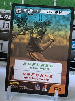 Play: Davante Adams (Packers) 2019 Panini FIVE TCG #S79