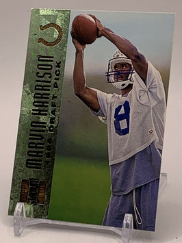 Marvin Harrison (Colts) 1996 Stadium Club #145