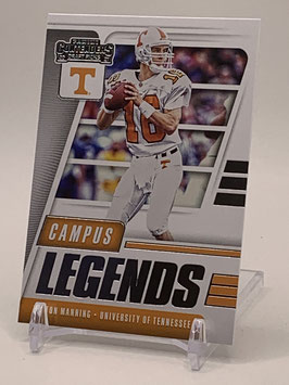 Peyton Manning (Tennessee/ Colts) 2021 Contenders Draft Picks Campus Legends #13
