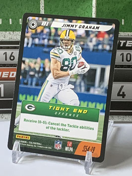 Jimmy Graham (Packers) 2019 FIVE TCG S54