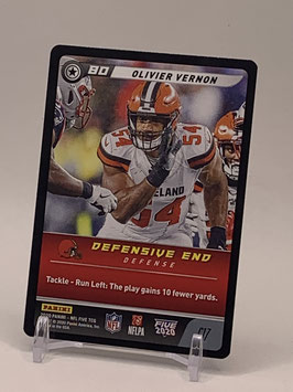Oliver Vernon (Browns) 2020 FIVE TCG C17