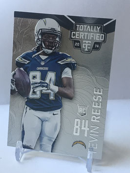 Tevin Reese (Chargers) 2014 Panini Totally Certified #146