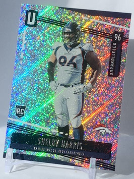 Shelby Harris (Broncos) 2019 Unparalleled #99