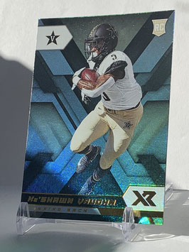 Ke'Shaun Vaughn (Vanderbilt/ Buccaneers) 2020 Chronicles Draft Picks XR #17