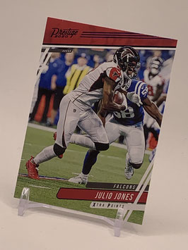 Julio Jones (Falcons) 2020 Prestige XTra Points Blue #94