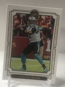 Cam Newton (Panthers) 2019 Legacy #14