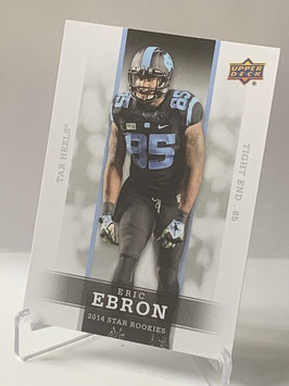 Eric Ebron (North Carolina/ Lions) 2014 Upper Deck Star Rookies #4