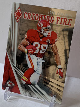 Tony Gonzalez (Chiefs) 2019 Phoenix Catching Fire #30