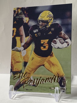 Eno Benjamin (Arizona State/ Cardinals) 2020 Luminance #155