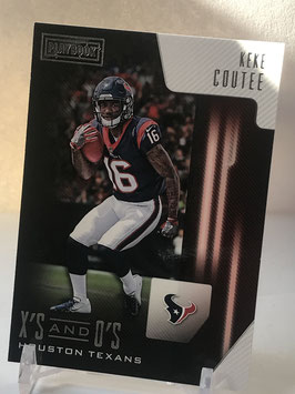 Keke Coutee (Texans) 2018 Playbook Xs & Os #29