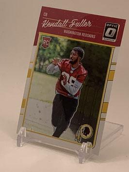 Kendall Fuller (Redskins) 2016 Donruss Optic #127
